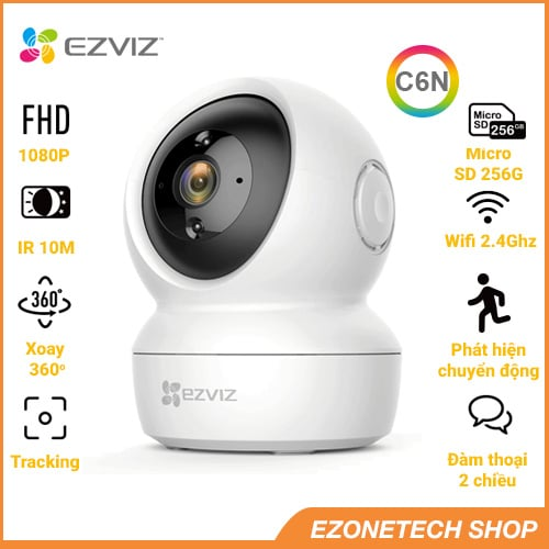 camera không dây wifi C6N 1080P